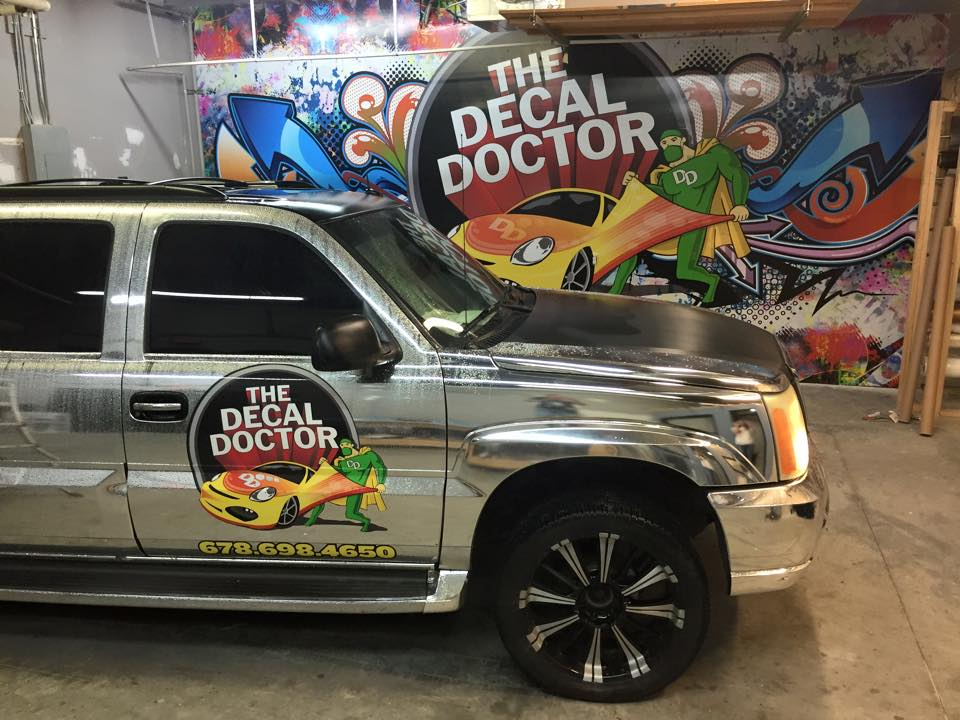 Decal Doctor Truck